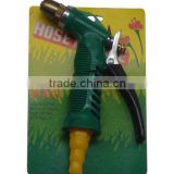 Hose Pipe Water Adjustbale Spray Gun / Nozzle Genuine Hoselock manufacturer HS code 8424200000