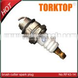 CG260 330 430 520 BRUSH CUTTER PARTS spark plug for grasstrimmer