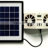HF-606 (0011)New Developed Solar Portable Cooling Interior Car Fan Dubai Solar Powered Auto Fan Exhaust Cool Solar Fan