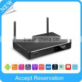 Factory Price HD 4K 2GB Ram s905 Android Satellite Receiver no Dish Android Smart TV Box Supplier