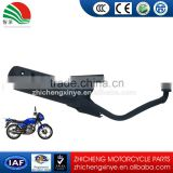 gy6 125 scooter exhaust muffler pipe