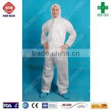 Manufacture disposable kids coverall, coverall working uniform