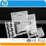 factory direct supply blister plastic packing, wholesale mobile battery blister packaging