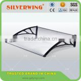 Economic plastic rain door cover,clear plastic menu covers,Decorative door sunshades                                                                         Quality Choice