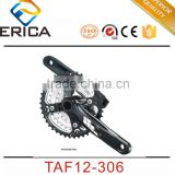 Bicycle Parts Samox 4Arm Alloy Forged Mountain Bike Crankset