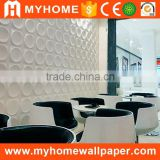 modern style wall coating type decorative 3d texture pvc wall panels for walls                                                                                                         Supplier's Choice