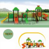 Plastic Playground Material Outdoor Amusement Park Equipment                                                                         Quality Choice