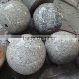 stone sphere ornaments
