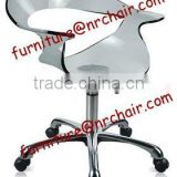 wholesale office swivel acrylic chair