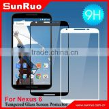 Guangzhou electronics protective film for google nexus6, for nexus6 screen protector film roll