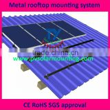 solar panel mounting rack roof bracket