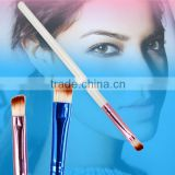 Fashion Super Soft Professional Oblique Angled Makeup Eyebrow Brush