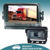 7 inch digital car monitor backup camera system