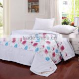 2015 china manufacturer embroidery bedding set disposable plain cotton bed sheets quilt for twin bed wholesale