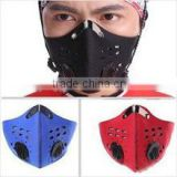super anti air pollution mask pm 2.5 dustproof neoprene ski motorcycle bike riding face mask