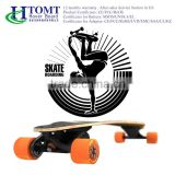 2016 HTOMT High quality Professional Sports Powerful Electric Skateboard motor kits 1200w for Electric longboard