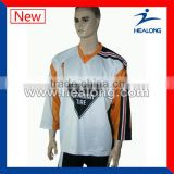 Custom Sublimation Oversized Ice Hockey Jersey China Hockey Sticks