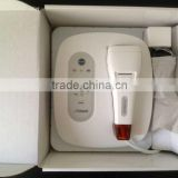 Shrink Trichopore Mini IPL Laser Hair Removal Machines Home 590-1200nm Use Portable Type With Goggles Arms / Legs Hair Removal
