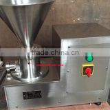 colloid mill for (aloe, pollen broken-down wall, pineapple, sesame, fruit tea, ice cream, moon cake stuffing, cream, jam,