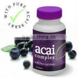 Herbal Supplements Acai Berry for antioxidant