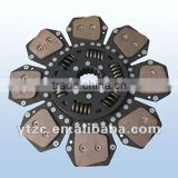 powder metallurgy 650 clutch disc for tractor parts