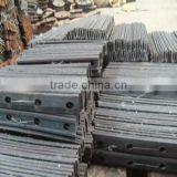 QU80 railway clamp plate/railway maintenace tools