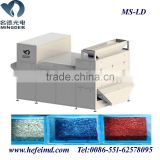 plastic flakes color sorting machine, plastic processing color sorter machine