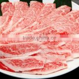Of the highest grade and Beautiful frozen beef meat importers Wagyu at Heavy price beef which is really delicious in the world
