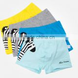 2016 Children Unisex Panties Summer Style Kids Underwear Cartoon Panties for Boys Cotton Kids Panties Boxer Shorts