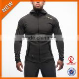 wholesale custom hoodies for men ,gym wear for men running shirts H-939