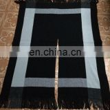 Ladies fashion new design personalized scarf blanket