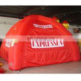 inflatable event spider tent(4-leg), party tent with customized logo and colour