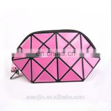 Wholesale fashion korea style PU make up bag for women handbags