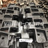 crawler crane undercarriage parts Sumitomo LS138H  track shoe track pad factory sale