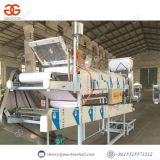 Rice Noodle Maker Machine 500 Kg/h Rice Sheet Making Machine