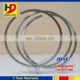J08E J05E J07E Factory Price Piston Ring 13011-4040A 13019-1120A