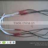 freezer Silicone Rubber Heating Wire