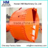 Double Cut Drilling Bucket with Cleaning Edge For Bauer Rotary Drilling Rig