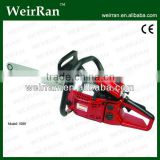 (2668) Gasoline chain saw wood cutting machine, Timber Cutting chain saw