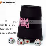 automatic mahjong table casino slot machine leather dice cup