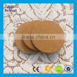 Wholesale classic design blank cork coaster custom round cork coasters                                                                                                         Supplier's Choice
