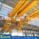 32/5 ton double hook bridge crane
