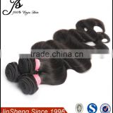 No Shedding No Tangle Wholesale Price Virgin Double Weft quality wholesale malaysian hair body wave