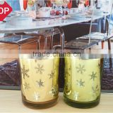 red candel holder,brass candleholders