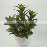 2015 Newest artificial bamboo leaves artificial bamboo plants