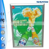 Guangzhou supplier snap frame bud light led sign