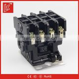 CJX9 Series air conditioner AC contactor 3 pole definite purpose contactor factory supply low price