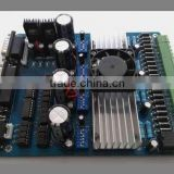 Axis 3.5A Stepping Motor Driver 4 axis Stepper Motor controller