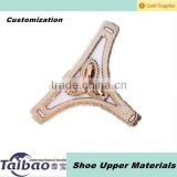 TPU electroplated shoe accessories, shoe upper materials
