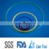 high temperature resistance different size teflon ring, teflon o ring, teflon piston ring